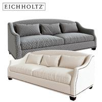 eichholtz sofa langford 3d max