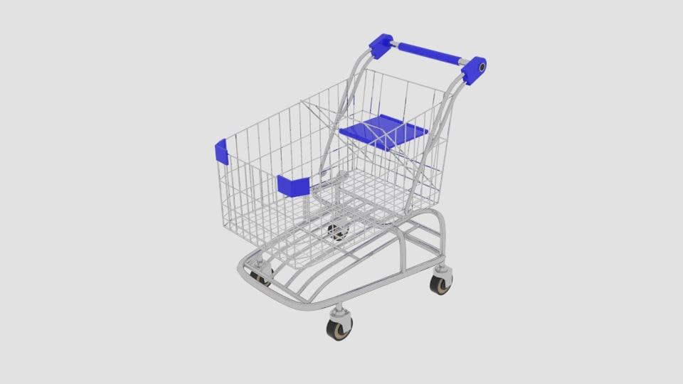 trolley obj