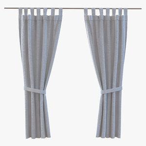 max curtain design realistic