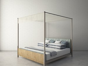 3d custom designed bed