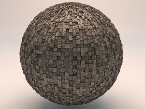 3ds sci-fi shapes - sphere