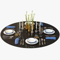 Tableware Decor Set