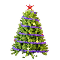 3d model tree tinsel