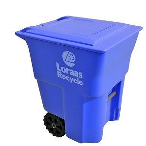 recycle bin 3d 3ds