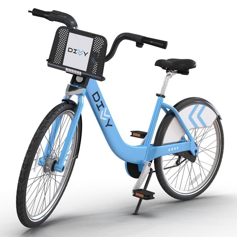 max divvy bike