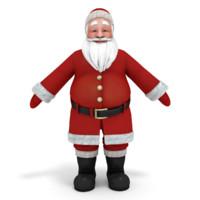 Santa Claus textures