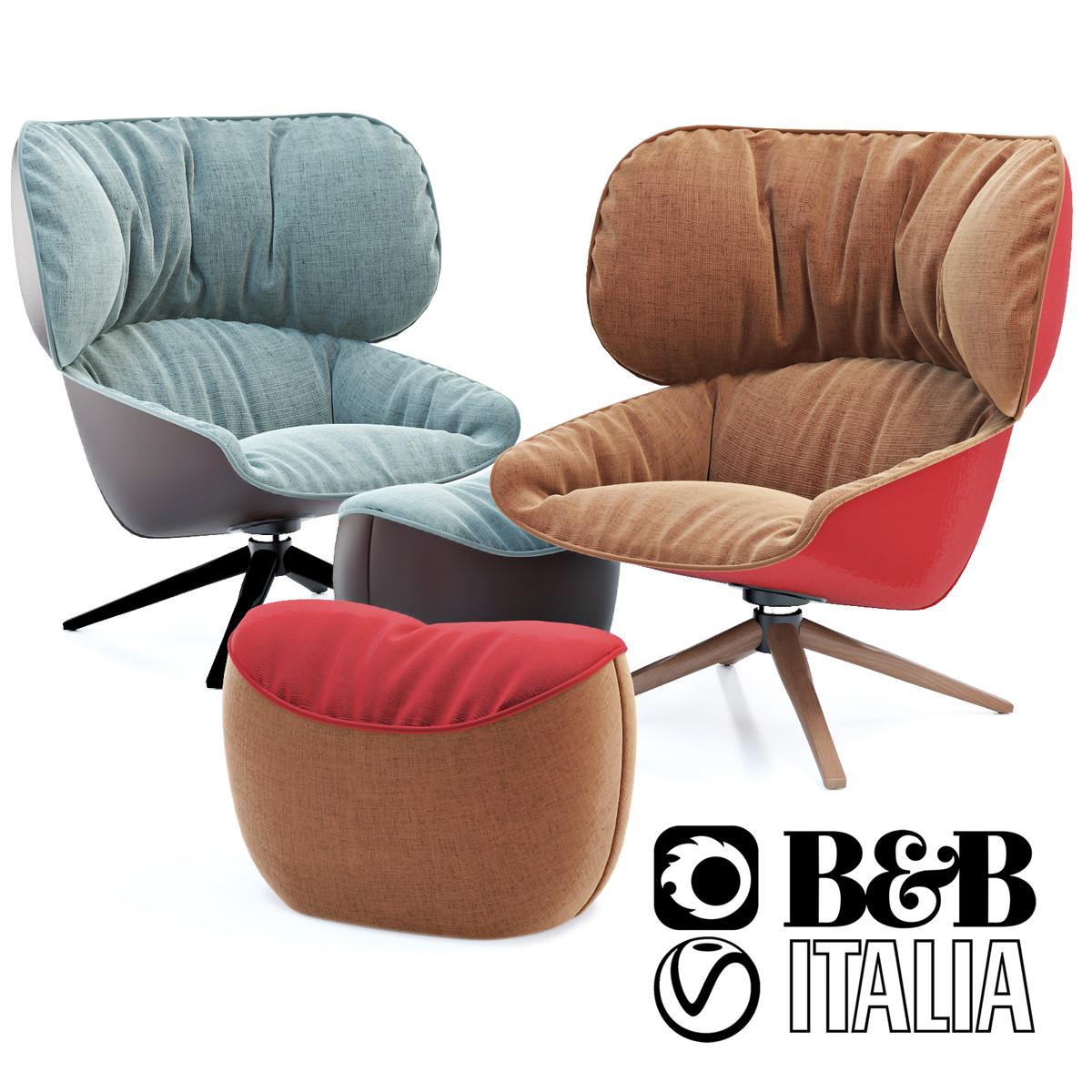 3d model b italia tabano