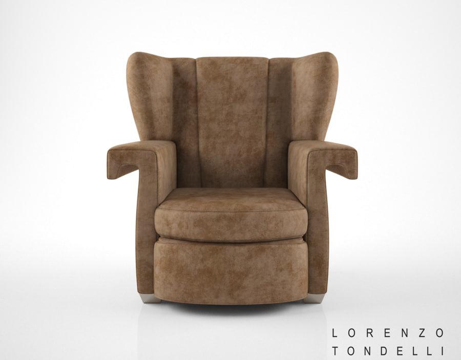 max lorenzo tondelli ava armchair