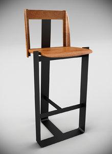 skram counter stool max