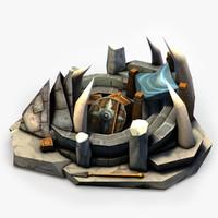max orcs altar