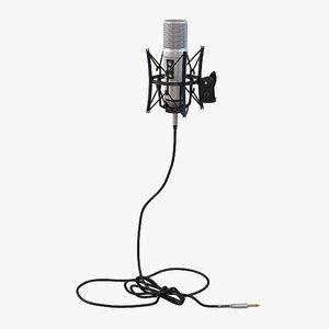 3d studio microphone 2