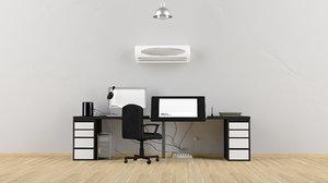 3d design desktop tools set