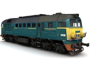 diesel locomotive st44 max