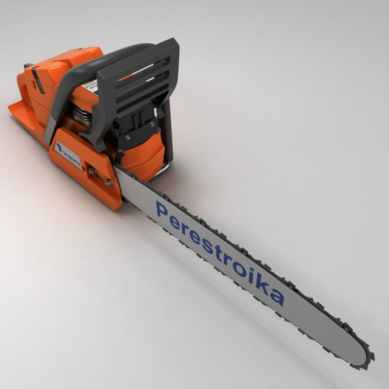 generic chainsaw 3d 3ds