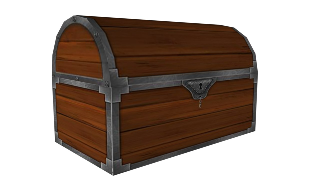 chest 3d ma