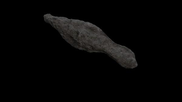 cinema4d asteroid