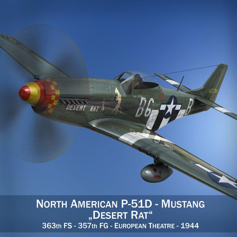 3ds max north american - desert