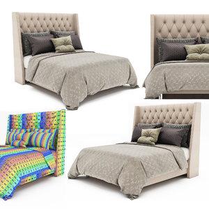 3d bed 44