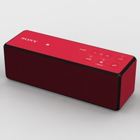 sony srs-x33 red bluetooth 3d ma