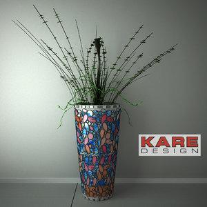 max vase drops karedesign