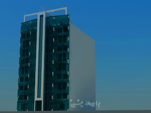 dxf architecture building