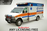 Generic Ambulance v7 old style