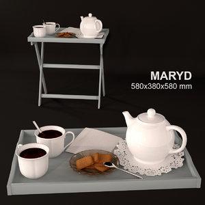 fbx maryd table