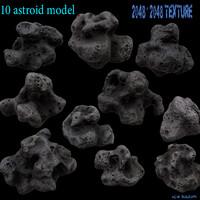 maya astroid 1