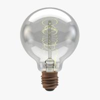 Vintage Lightbulb G80