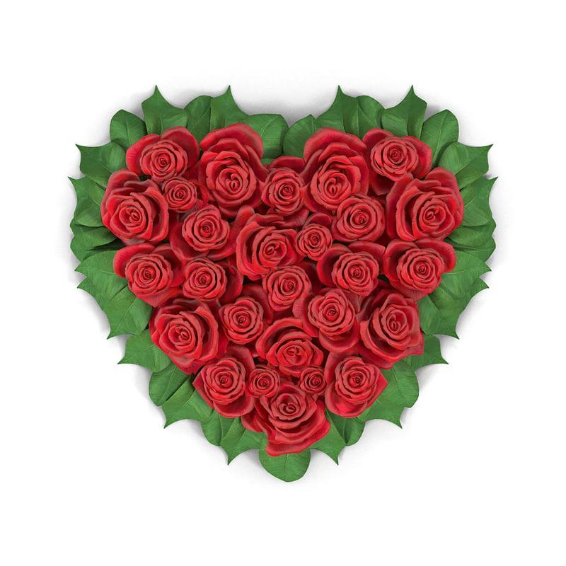 max heart bouquet