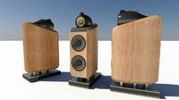 B&W 800 series speaker