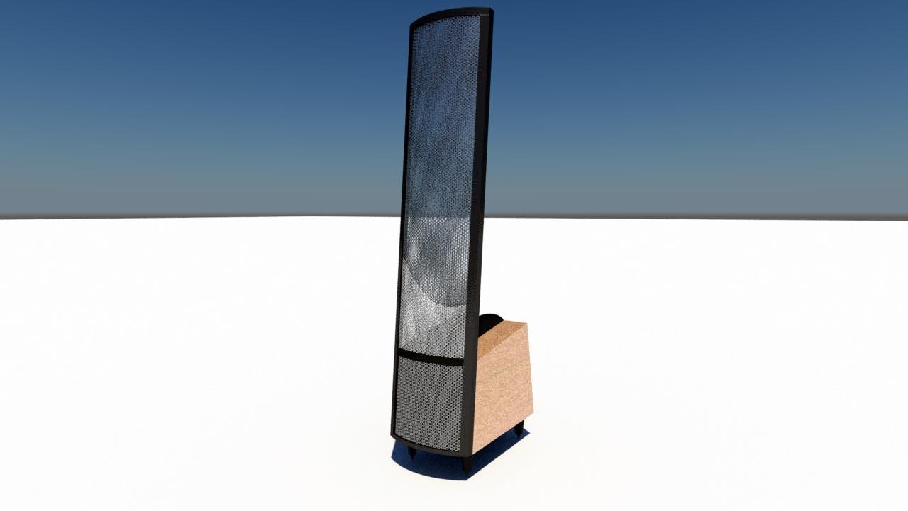 3d martin logan summit x model