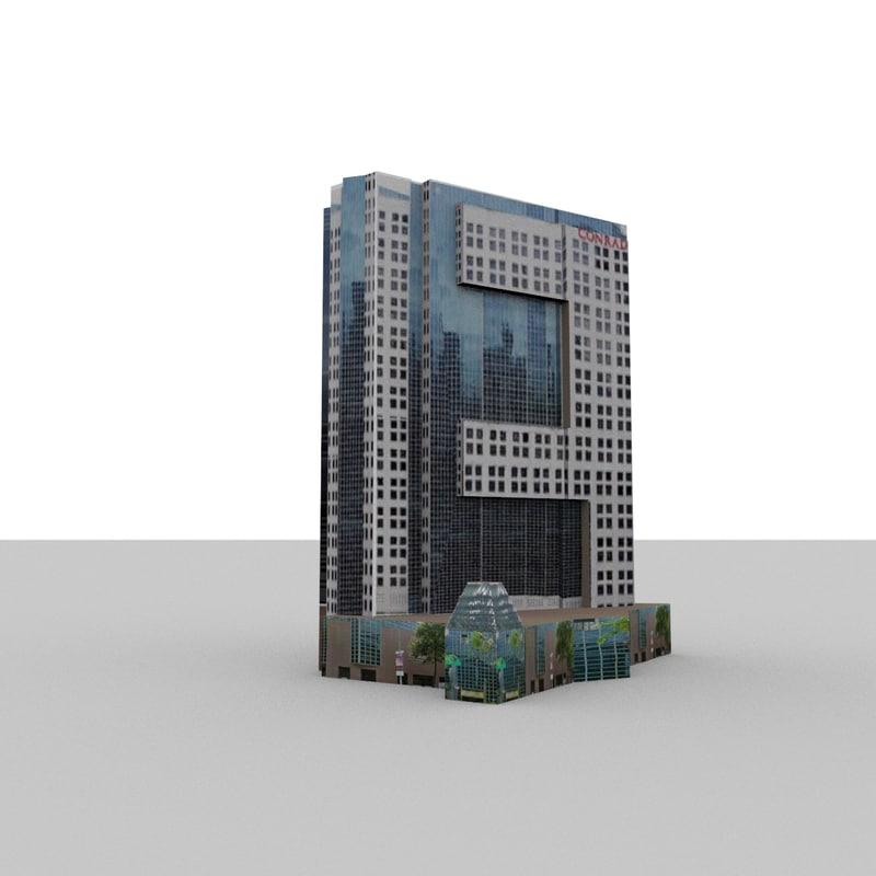 3ds max centennial building