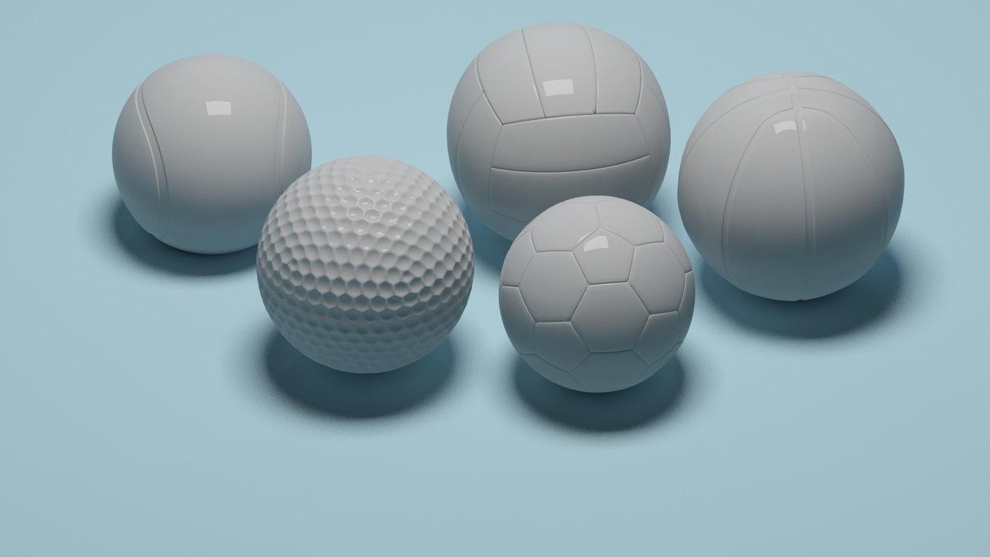 3ds ball