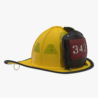 Fire Helmet 6