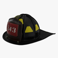 Fire Helmet 5
