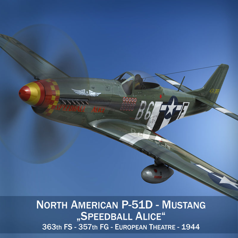 north american - speedball 3d model