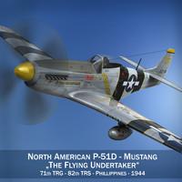 north american - flying c4d