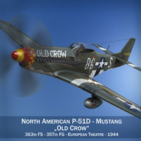 north american - old 3d obj
