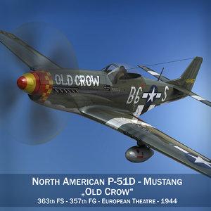 north american - old 3d obj