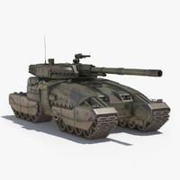Sci-Fi Tank 2