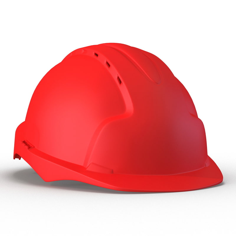 safety helmet red max