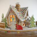 gingerbread house 3D models