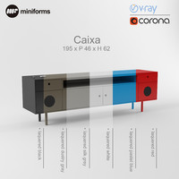 caxia miniforms max