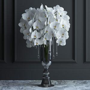 max bouquet orchids