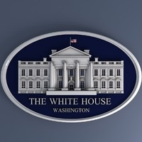 White House Sign