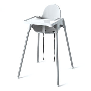 max ikea antilop highchair