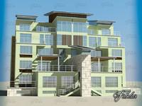 building mentalray modular 3d max