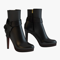 louis vuitton ankle boot max