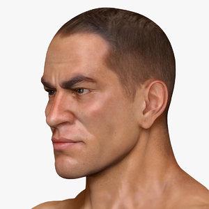man human male 3d 3ds